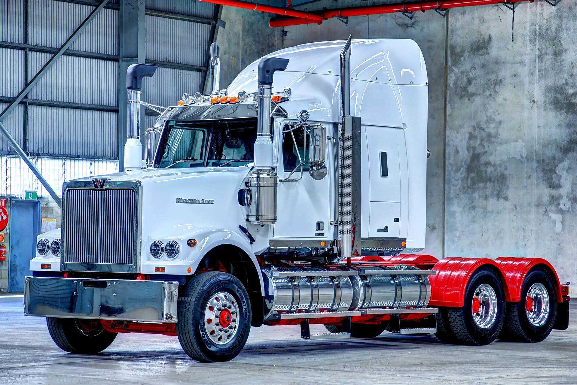 Western Star 4900 >> Western Star 4900 FXC- Serious Trucks