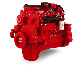 Cummins ISL Euro 5 Engine