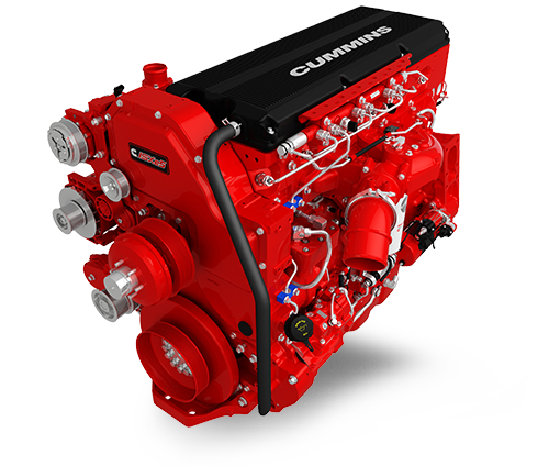 Cummins X15 Euro 5 Engine