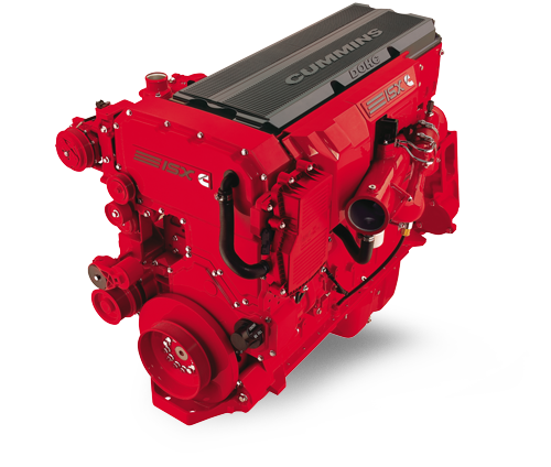 Cummins ISL Euro 5  Mid-Range Truck Engines - Western Star