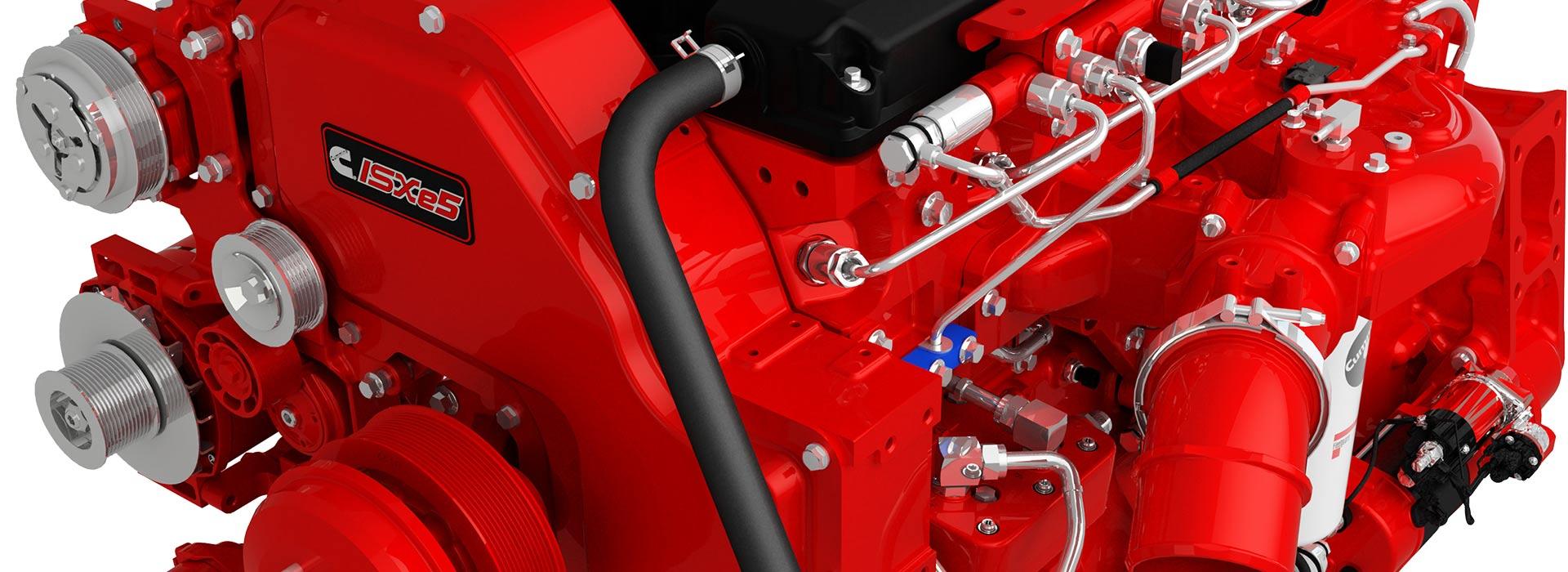 Cummins ISX Euro 5 Specs  Superior Engines - Western Star