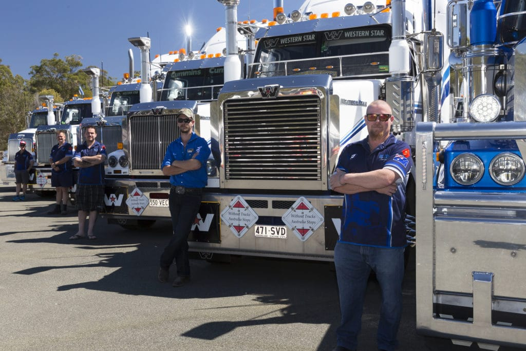 Western Star 2800SS revealed at Brisbane Truck Show ...